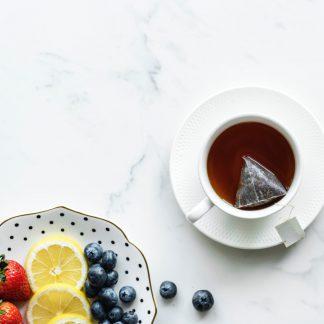Früchte Teesorten